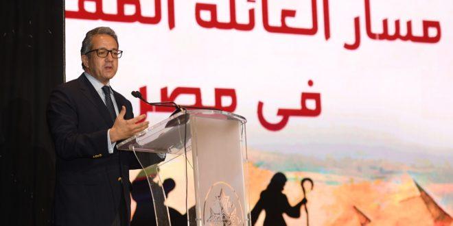وزير السياحة يكشف 3 محاور للغمل غي تطوير مسار العائلة المقدسة في مصر