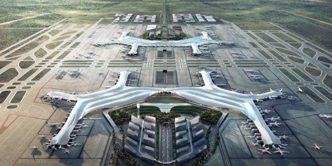 الصين تفتتح مطاراً جديداً وتؤكد تعافي السوق المحلية بالكامل من وباء كورونا