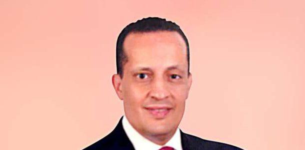 ماجد أبو سديرة رئيس قطاع السياحة الدولية