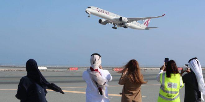 قطر تبلغ شركات الطيران العاملة في مطار القاهرة بـ 5 إجراءات لدخول أراضيها