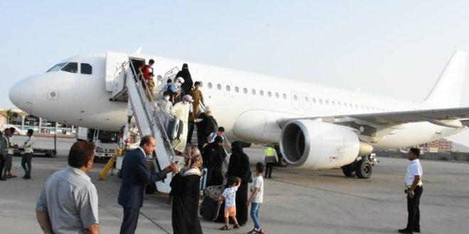 طيران الإسكندرية تدشن أولى رحلاتها من القاهرة إلى عدن بمعدل رحلتين أسبوعيا