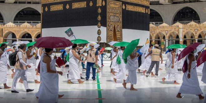 558.27 ألف شخص من داخل المملكة العربية السعودية تقدموا لقرعة الحج