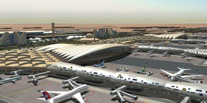 السعودية تخطط لإنشاء شركة طيران وطنية واحتلال المرتبة 5 في الحركة العابرة