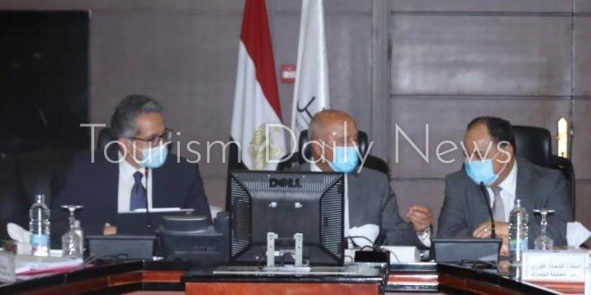 لجنة تيسير إجراءات سياحة اليخوت تبدأ تحديث خرايط المارين وتضع ضوابط للتشغيل