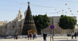 مدينة بيت لحم تعود إلى خريطة السياحة العالمية وتواجه قيود كورونا