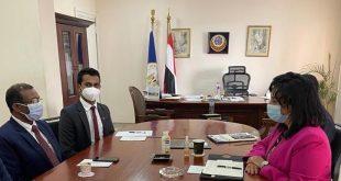 تعاون سياحي بين مصر وسيريلانكا وغادة شلبي : لدينا مقومات وأنماط سياحية