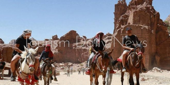 أمل أردني جديد في إنعاش السياحة بعد أسوأ انكماش منذ عقود