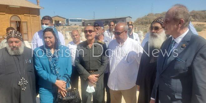 وفد من النواب يتابع خفض منسوب المياه الجوفية بمنطقة أبو مينا بالاسكندرية