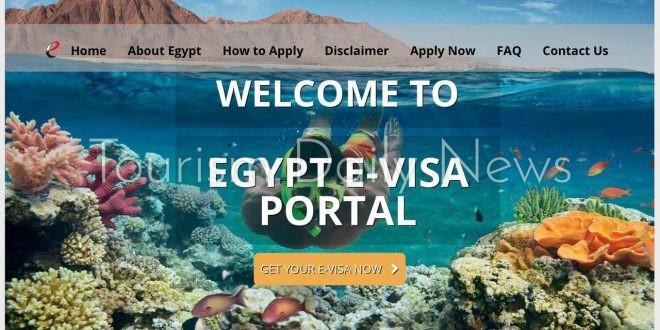 مصر تسمح لـ 74 جنسية حول العالم الحصول على التأشيرة السياحية إلكترونياً