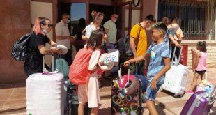 مطار مرسى مطروح يستقبل 11رحلة سياحية شارتر من رومانيا وكازاخستان