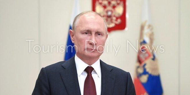 الرئيس فلاديمير بوتين يعزي ضحايا الطائرة الروسية المنكوبة في بتروبافلوفسك