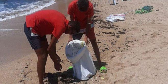 سياحة الإسكندرية تواصل حملاتها لرفع كفاءة الشواطئ ونظافة دورات المياه