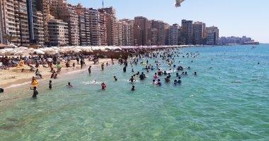 بيان من السياحة والمصايف بالإسكندرية حول حجوزات الشواطئ إلكترونيا