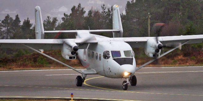 العثور على الطائرة الروسية المفقودة تعرضت لحادث أثناء الهبوط ونجاة ركابها