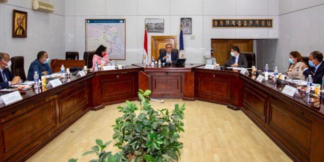 تفاصيل اجتماع مجلس إدارة الهيئة المصرية العامة للتنشيط السياحي