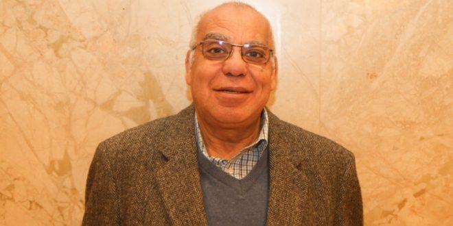 علي غنيم عضو غرفة الشركات السياحية ورئيس غرفة السلع والعاديات