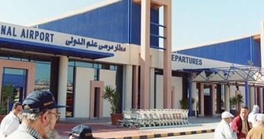 مطار مرسى علم يستقبل 56 رحلة طيران هذا الأسبوع بينها 17 رحلة من بولندا