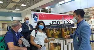 مطار شرم الشيخ يستقبل أول رحلة العربية للطيران من الشارقة وطائرتين أسبوعيا
