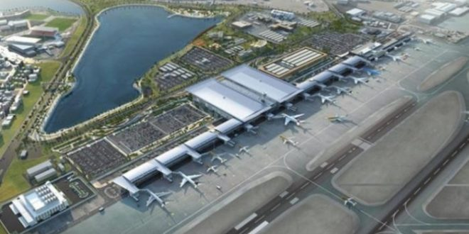 كيف تتعامل سلطات البحرين مع الحرائق في مستودعات وقود الطائرات بالمطار ؟