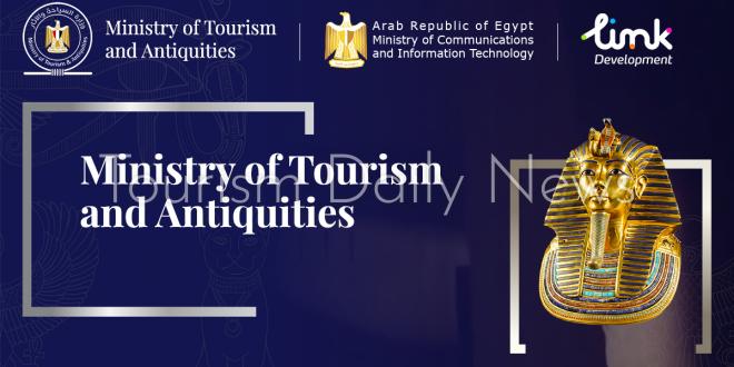 استراتيجية جديدة للترويج ودمج بوابتي السياحة والآثار وتطبيق جديد للموبايل