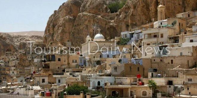 إعادة تأهيل أبرز معالم الحج المسيحية .. سوريا تستعيد ريادة السياحة الدينية
