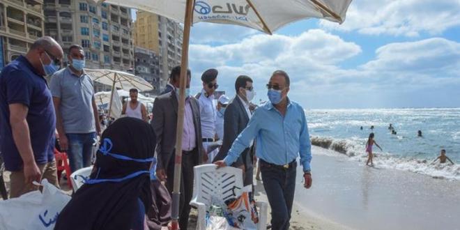 السياحة والمصايف بالإسكندرية تستقبل 69 حجزا إلكترونيا للشواطئ اليوم