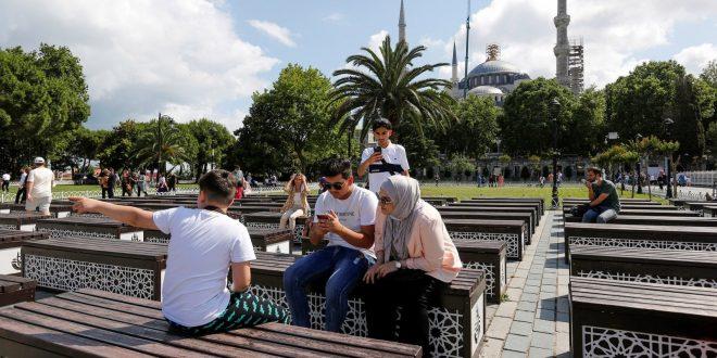 الحظر البريطاني على تركيا لا زال سارياً وقرار السياح العرب يقلب الموازيين