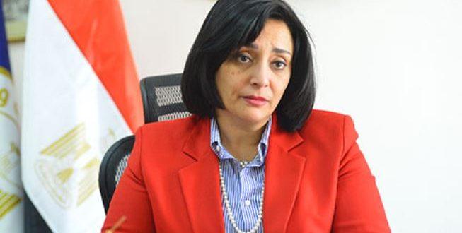 غادة شلبي نائب وزير السياحة والاثار