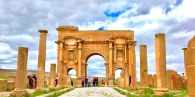 المعالم السياحية في الجزائر