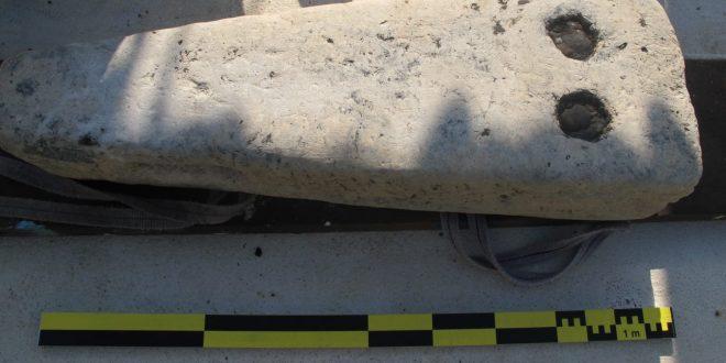 البعثة الأثرية المصرية الفرنسية تكتشف حطام سفينة حربية من العصر البطلمي
