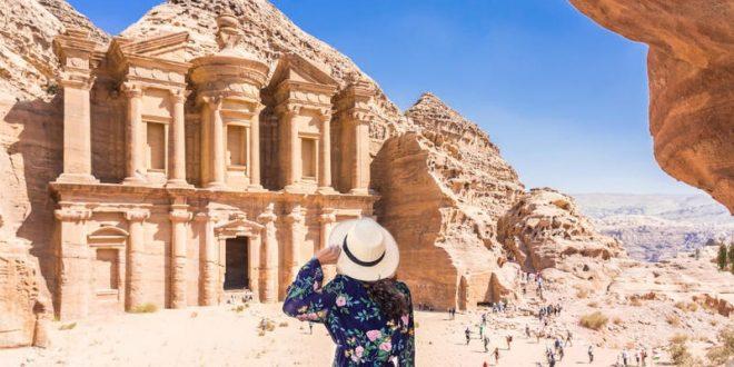 سياحة الأردن المسئولة مبادرة لزيادة وعي الطلبة والسلوكيات بمناطق الجذب