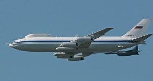 خبير روسي : طائرة يوم القيامة مرتبط بظهور جيل جديد من وسائل الاتصالات