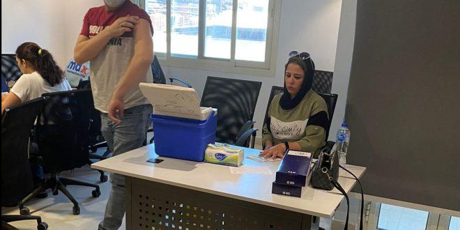 المناسترلي : بدء تطعيم العاملين بشركات السياحة بغرفة الإسكندرية