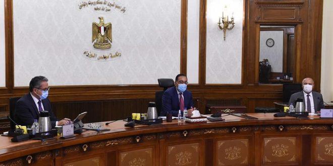رئيس الوزراء يستعرض خطة تنفيذ استراتيجية تعظيم سياحة اليخوت والسفن في مصر