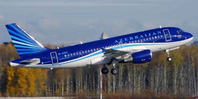 الخطوط الأذربيجانية : الممر الجوي فوق زنكزور غير موجود ولا يستخدم بالطيران