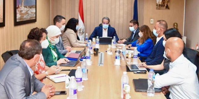 خطة وزارة السياحة للترويج لمصر داخليا ودوليا علي منصات التواصل الاجتماعي