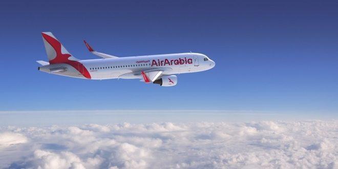 العربية للطيران تحقق أرباحاً قدرها 44 مليون درهم خلال النصف الأول