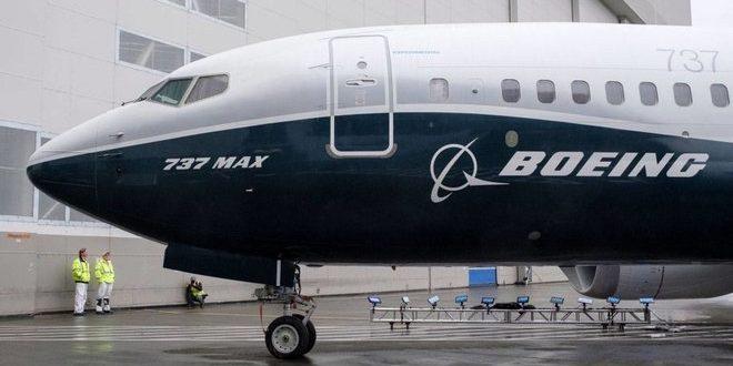 بوينج تجرى مفاوضات مع شركة طيران هندية بشأن بيع طائرات من طراز 737 ماكس