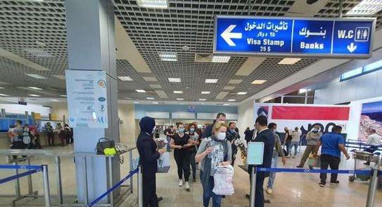 فريق أمني روسي ينهي إجراءات سفر السياح بمطاري شرم الشيخ والغردقة