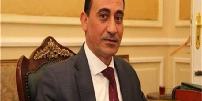 النائب محمد عبد الله زين الدين، عضو مجلس النواب