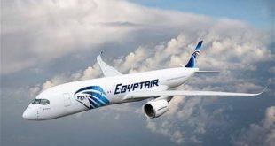 انطلاق طائرة مصر للطيران إلى الكويت في أول رحلات العودة