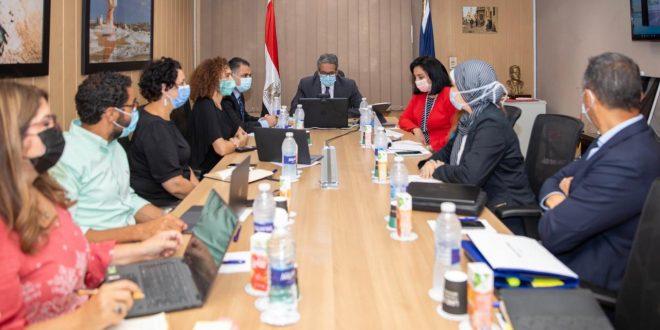 الانتهاء من إعداد النسخة النهائية من الاستراتيجية الإعلامية للترويج لمصر
