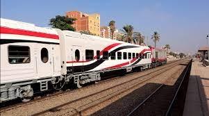 سكك حديد مصر : تعديل تركيب 4 قطارات سياحية على خط القاهرة - مطروح