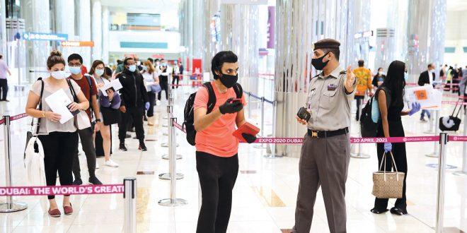 مطار دبي يخطط لزيادة الرحلات الدولية بنسبة 8% ويلغي حظر رحلات الترانزيت