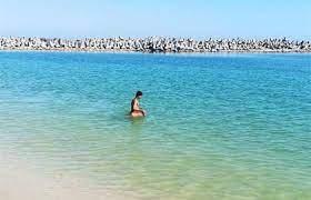 مصايف إسكندرية : استقرار حالة البحر بالقطاعين الشرقي والغربي وهدوء الرياح