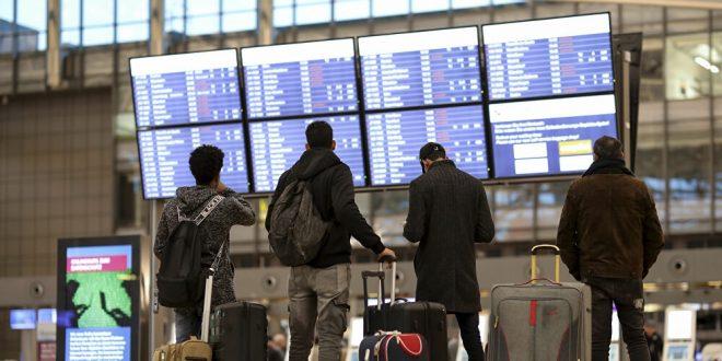 ألمانيا تتجه لإنهاء رحلات الطيران الداخلية لوقف عواقب تدهور المناخ