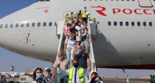 Mindortrans الروسية للطيران تسيير رحلات من مدينة تتارستان للغردقة الجمعة