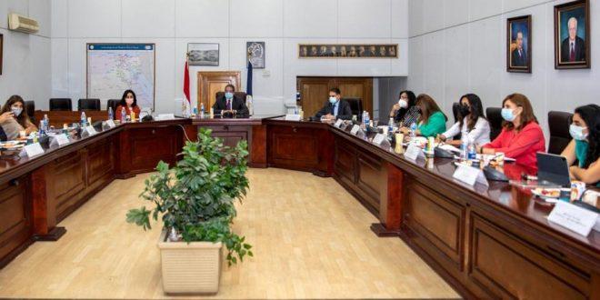 لجنة خبراء الترويج تناقش استراتيجية التحالف الكندي الإنجليزي للتنشيط لمصر