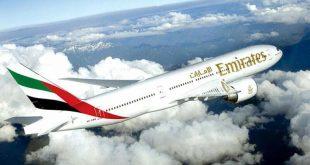طيران الإمارات تنقل 1.2 مليون مسافر في شهرين وتطير إلى 120 وجهة اليوم