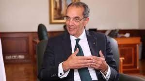 عمرو طلعت ، وزير الاتصالات وتكنولوجيا المعلومات